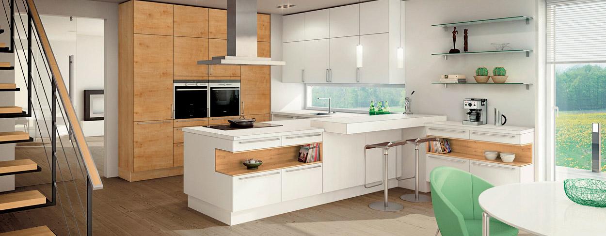 Küche-Slide
